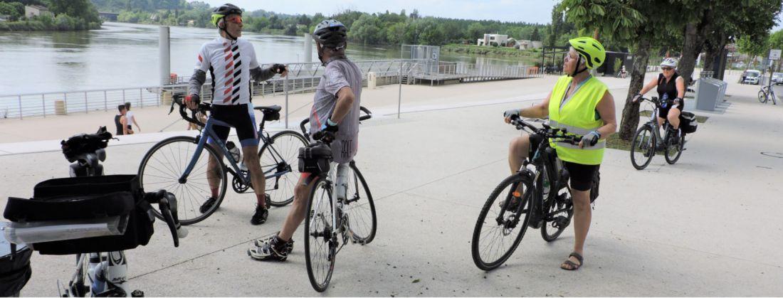 La Semaine Fédérale Internationale de cyclotourisme à Nantes